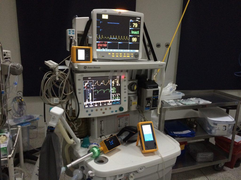 mantenimiento maquinas de anestesia bogota
